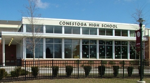 conestoga_high_school no gay thursday