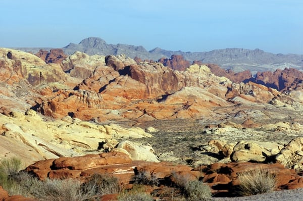 Red Rock Canyon.
