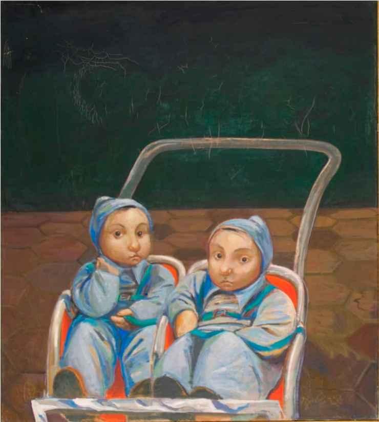 David Gerstein - Baby Twins