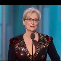 Donald Trump Comes for 'Hillary Flunky' Meryl Streep, Because of Course…