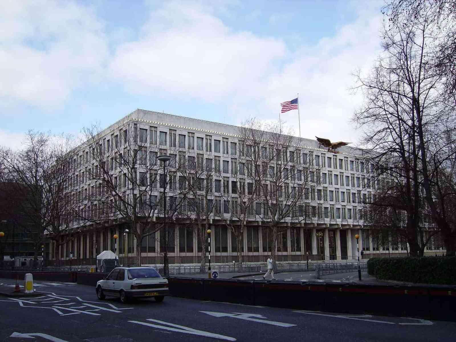U.S. Embassy London