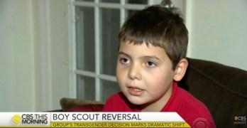 Boy Scouts Transgender