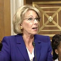 Betsy DeVos Cites Protection Against Grizzly Bears as Reason for Allowing Guns in Schools: WATCH