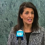 Nikki Haley Wrongly Said Obama Vote on UN Resolution Denouncing Death Penalty for Gays Was Same as Trump Vote