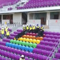 Orlando City Soccer Club Unveils Permanent Seating Section Dedicated to Pulse Nightclub Victims: WATCH
