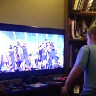 Boy with Down Syndrome Dances to Lady Gaga's Halftime Show: 'He Was Born His Way Too' – WATCH