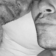 Colton Haynes Shares Bed with Boyfriend Jeff Leatham in the Couple's First Selfie