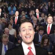 Randy Rainbow Calls Out Trump's Lies with a 'Book of Mormon' Truth Bomb: WATCH