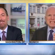 John McCain Blasts Trump's Attacks on the Media: 'That's How Dictators Get Started' – WATCH