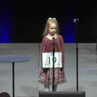 5-Year-Old Girl is Youngest-Ever to Qualify for Scripps National Spelling Bee: WATCH