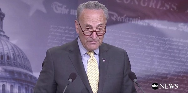 Chuck Schumer Sessions