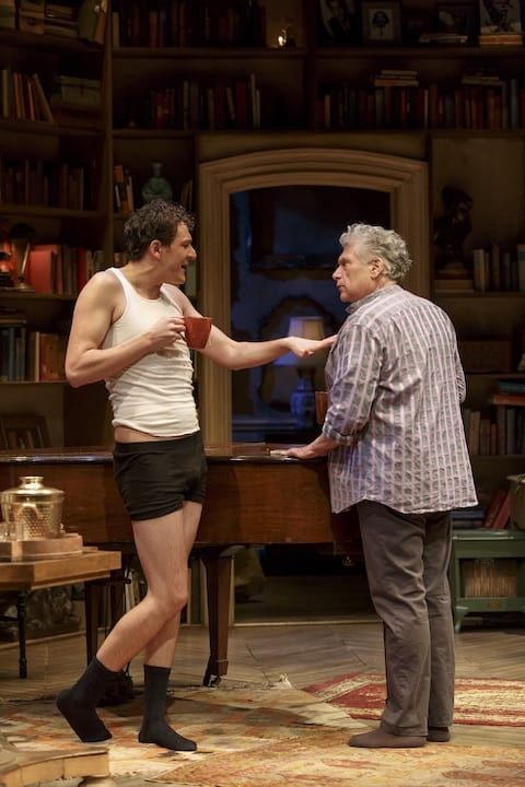 harvey fierstein gently down stream