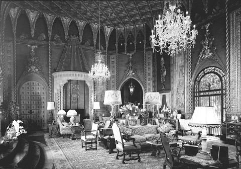 Mar-a-Lago,_Living_Room_looking_southwest_(1967)