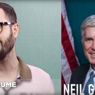 Matt Baume Has the Goods on SCOTUS Nominee Neil Gorsuch, and We Should Be Worried: WATCH