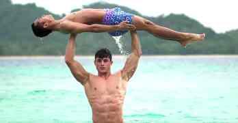 Pietro Boselli workout