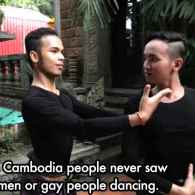 Cambodia's First Gay Dance Company Comes into Focus: WATCH