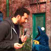 Billy Eichner Paid a Visit to 'Sesame Street' and It Was a Teachable, Screechable Moment: WATCH