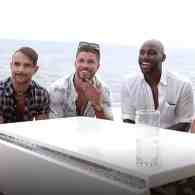 Logo's 'Fire Island' Housemates Talk Gay History with an Older Generation: WATCH