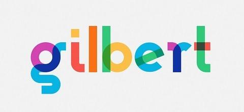 gilbert font gilbert baker rainbow flag