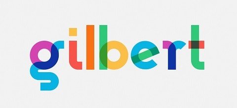 gilbert baker font