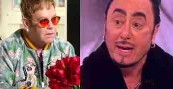 David Gest Elton John