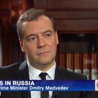 Russian Prime Minister Dmitry Medvedev: U.S. 'on the Verge of a Military Clash with Russia'