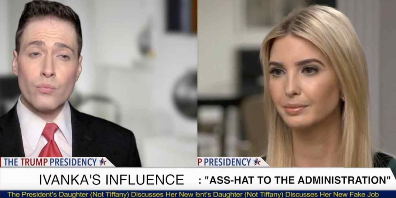 Randy Rainbow Ivanka Trump