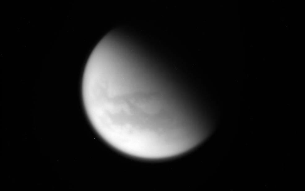 Cassini Titan