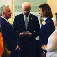 Joe Biden gay wedding