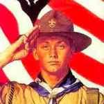 Boy scouts Mormon
