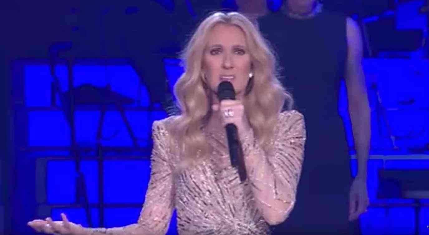 Celine Dion Manchester