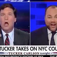 FOX News Viewer Leaves Hateful Phone Message for NYC Councilman Corey Johnson: WATCH
