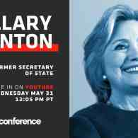 Hillary Clinton Speaks at Recode's Code Conference: WATCH LIVE