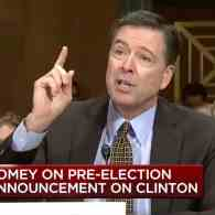FBI Director Comey: It Makes Me 'Nauseous' That We Might Have Influenced the Election – WATCH