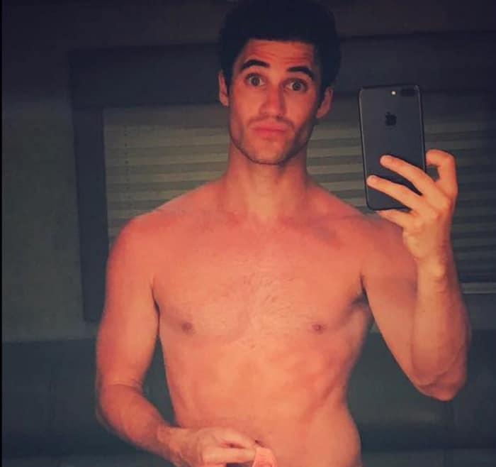 Darren Criss naked