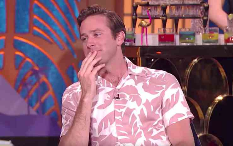 armie hammer says there was wood involved when he kissed. Black Bedroom Furniture Sets. Home Design Ideas