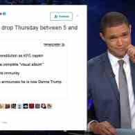 Trevor Noah and 'The Daily Show' Offend Once More with Transphobic Trump Poll Question