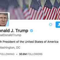 Almost Half of Trump's Twitter Followers Appear Fake