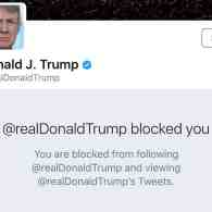 Donald Trump Blocks Progressive, Pro-LGBT Veterans Group on Twitter