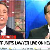 CNN's Chris Cuomo Destroys Nonsensical Trump Lawyer Over Investigation Denials: WATCH