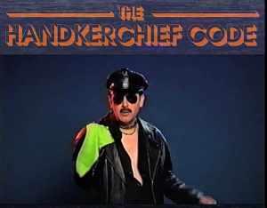 gay hanky code