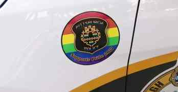 Pittsburgh police pride