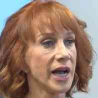 Kathy Griffin presser