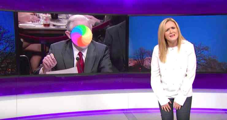 Jeff Sessions Samantha Bee