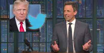 Seth Meyers cant
