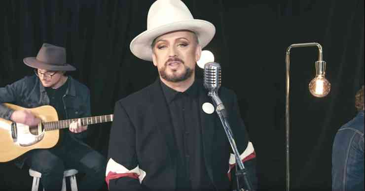 Boy George YMCA