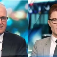 Australian Comedian Brutally Trolls PM Malcolm Turnbull with Marriage Quip : WATCH