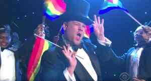 James Corden LGBT