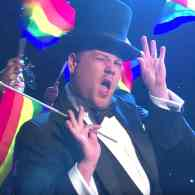 James Corden Sings 'L-G-B-T' for Transgender Troops: WATCH