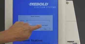 hack voting machine